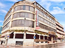 National Hotel - Jerusalem, hotel near Garden of Gethsemane, Jerusalem