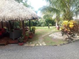 Fare D'hôtes Tutehau, B&B in Papeete