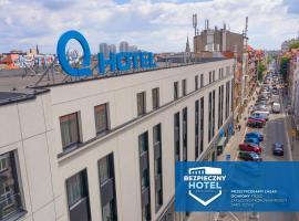 Q Hotel Plus Katowice, hotel in Katowice