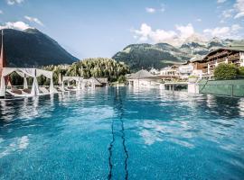 Stock Resort, hotel in Finkenberg