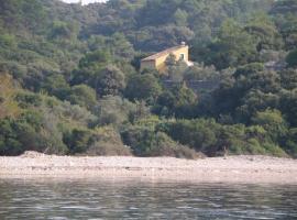 Lošinj house Robinzon Studenčić Island Lošinj, hotel in Cunski