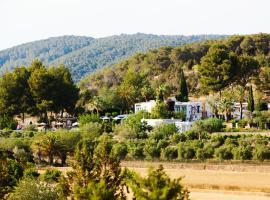 Cas Gasi, farm stay in Santa Gertrudis de Fruitera