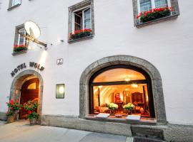 Hotel Wolf, hotel near Mozart's Residence, Salzburg