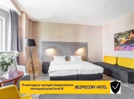 Hotel Kaliski – hotel w Słubicach