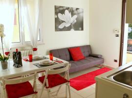 Bilocale via Montefiore Conca, apartment in Riccione