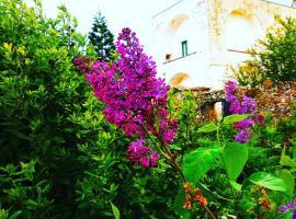 Masseria delle Rose, hotel in Alessano