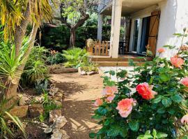 Ecrin de verdure sur Le Lavandou - Classement Tourisme 3 Etoiles, accessible hotel in Le Lavandou