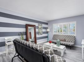 South Beach Suites in Ocean Drive, apartamento em Miami Beach