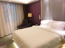 Lavande Hotel Turpan Grand Cross, hotel in Turfan