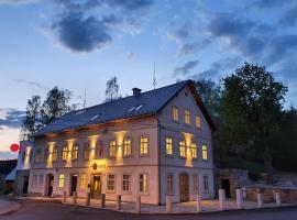 Hotel KORTUS, hotel v Hřensku