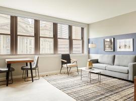 Sonder — The Randolph, apartment in Detroit