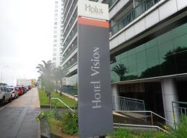 Hotel Vision Hplus Express, hotel near Brasilia National Park, Brasília