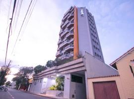 Plaza Inn Araxa - Flat 901, hotel near Araxa Airport - AAX,