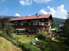 Landhaus Bromm, hotel in Riezlern