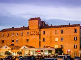 Hotel Palacios, hotel en Alfaro