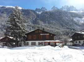 Le Chamoniard Volant, hotel in Chamonix
