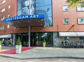 WestCord Art Hotel Amsterdam 3 stars, hotel in Amsterdam