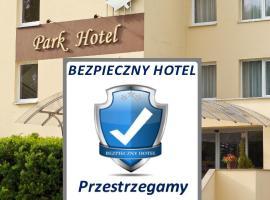 Park Hotel Tryszczyn, hotel near 85 Gallery, Tryszczyn