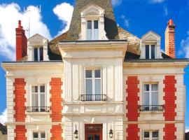 Manoir Du Parc (Adults only), B&B/chambre d'hôtes à Amboise