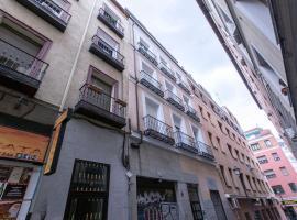 APARTAMENTOS CENTRO GRAN VIA PUERTA DEL SOL MALASAÑA, Ferienwohnung in Madrid