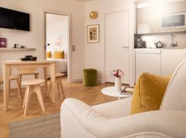 Résidence Nell Paris, apartment in Paris