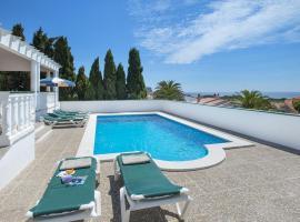San Jaime Mediterraneo Villa Sleeps 6 with Pool, hotel in Son Bou