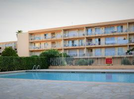 Appartement plein sud les Cyclades, hôtel au Lavandou