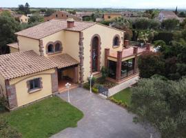 La Villa Du Golf Peralada, hotel a prop de Camp de golf Peralada, a Peralada