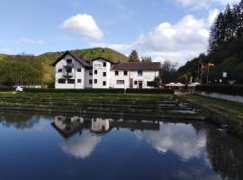 Hotel-Restaurant Forellenzucht, Hotel in der Nähe von: Reichsburg Cochem, Burgen
