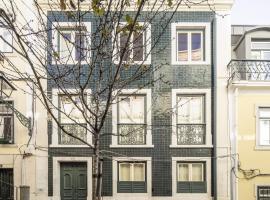 Casas na Portuguesa - BRAND NEW! Bica * Chiado, apartment in Lisbon