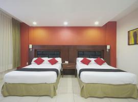 Capital O Impala de Tampico, hotel en Tampico