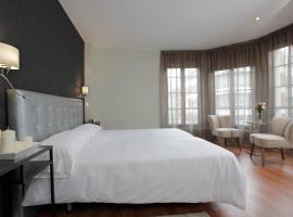 Hotel Rosal, hotel en Oviedo