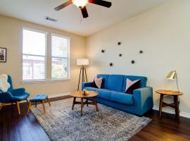 Loft Style 1.5 Bedroom Walk 2 Downtown! Sleeps 6!, apartment in Memphis
