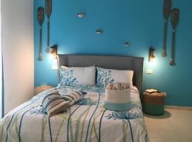 Intra Rooms, guest house in Olbia