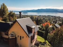 Ventanas Al Lago, casa en San Carlos de Bariloche
