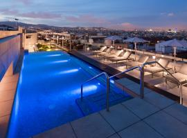 Crowne Plaza Barcelona Fira Center 4*Sup, hotel near Magic Fountain of Montjuic, Barcelona