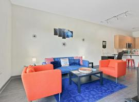 Cozy and Serene Queen City 1BR Apartment Loft- Free Parking, vacation rental in Charlotte
