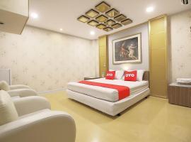 OYO 1002 Pinklao Resort โรงแรมใกล้ เซ็นทรัลพลาซา ปิ่นเกล้า ในกรุงเทพมหานคร