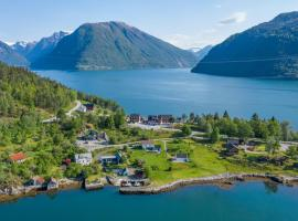 Dragsvik Fjordhotel, hotel in Balestrand