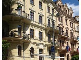Spa hotel Čajkovskij, hotel v destinaci Karlovy Vary