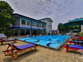 The Blue Wave Hotel, hotel in Arugam Bay