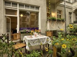 베를린에 위치한 비앤비 Pension Friedrich-Wilhelm