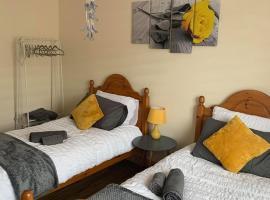 Flat 18, hotel in Dumfries