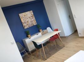 Appartement confortable et design en hyper centre, room in Rambouillet