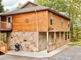 Lazy Bear cabin, vacation rental in Sevierville