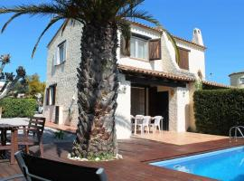 Lovely house, 2 bedroom and privat pool!, hotel in Torroella de Montgrí