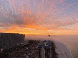 Shores of Panama Penthouse Resort, serviced apartment in Panama City Beach