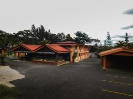 Hotel Amjeco, отель в городе Сан-Исидро