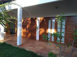 Casa Belamar, homestay in São Miguel do Gostoso