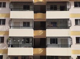 Residencial Palmas De Gurabo, room in Santiago de los Caballeros